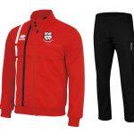 M2Sport Errea Joma teamwear leisurewear sportskits Martin tracksuit poly bridge utd