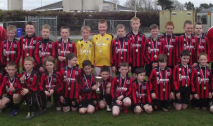 Cregmore Claregalway F.C. U-10 Champions