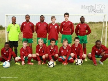 Merlin Woods FC Under 14