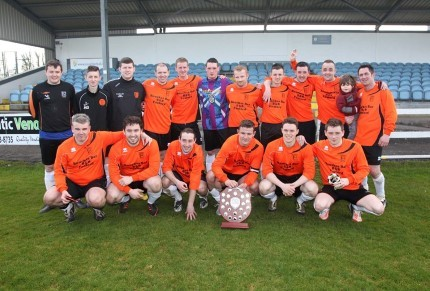 Straide Foxford winners of 2014 (team)