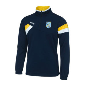 M2Sport Franklin navy yellow-Oughterard afc