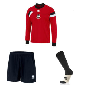 errea-m2sport-bridge utd-jersey-shorts-socks-sports kits-teamwear