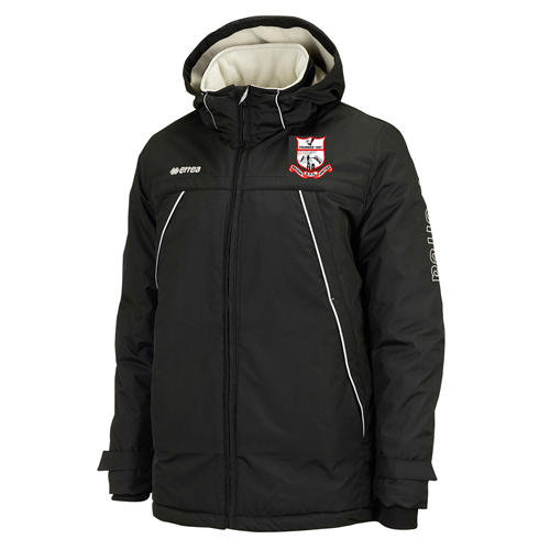 Errea-m2sport-coach jacket-bridge utd-sports kits-teamwear-leisurewear