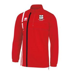 M2Sport Errea teamwear sportswear sportskits Maxim red bridge utd