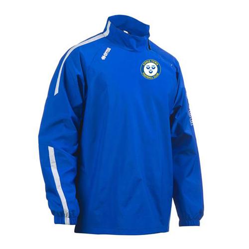 Edmonton jacket-errea-m2sport-ennis town-teamwear-leisurewear-sportsaer-soccer-football-training top-polo