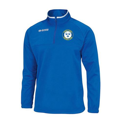 Mansell 1/4 zip-errea-m2sport-ennis town-sportswear-teamwear-kit-soccer-football-tracksuit-training top-rain jacket-polo