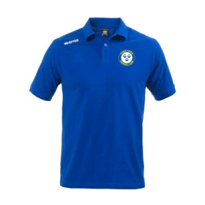 team colour polo-errea-m2sport-ennis town-teamwear-leisurewear-sportswear-soccer-football