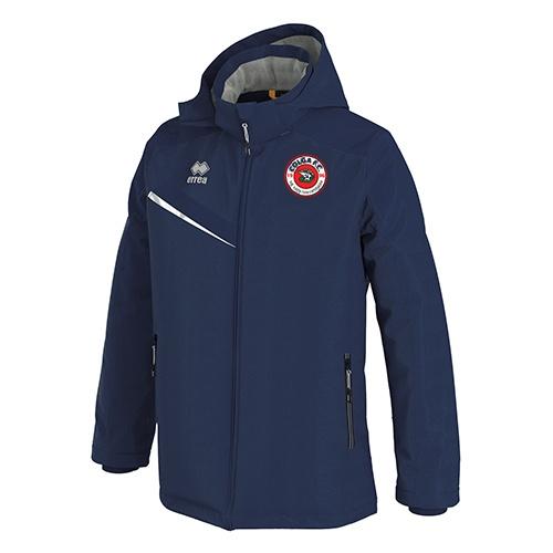 Iceland 03 Coach Jacket-COLGA FC-ERREA-M2Sport