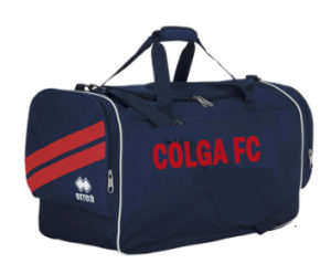 Ivor navy-red bag Colga FC