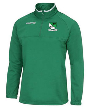 1/4 Zip Top - Creeves Celtic FC