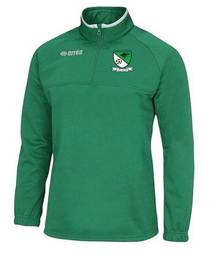 1/4 Zip Top - Creeves Celtic FC