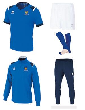 COMBO 3- LUCAS set+ LARS + skinny-Tullamore Town-ERREA-M2Sport