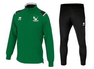 LARS 1-4 zip + FLAN Skinny-Creeves Celtic-ERREA-M2Sport
