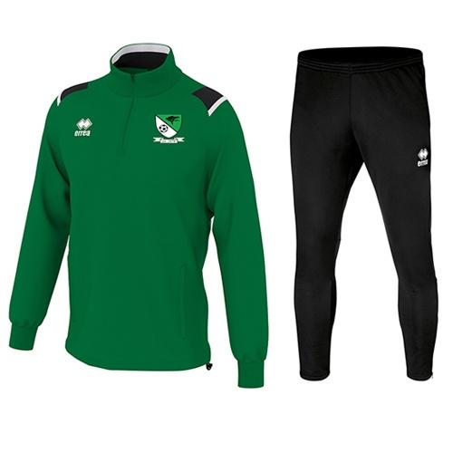LARS 1-4 zip + FLAN Skinny-Creves Celtic-ERREA-M2Sport