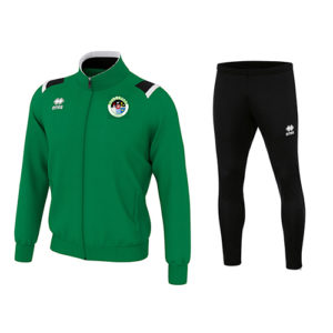 Lou Tracksuit Top + Flan Skinny Pants-ERREA-M2Sport-Mullingar Athletic FC