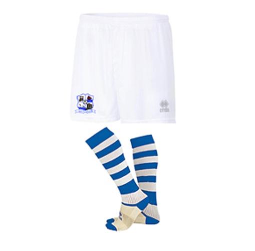 New Skin Shorts + Poly Socks-Maree Oranmore FC-ERREA_M2Sport
