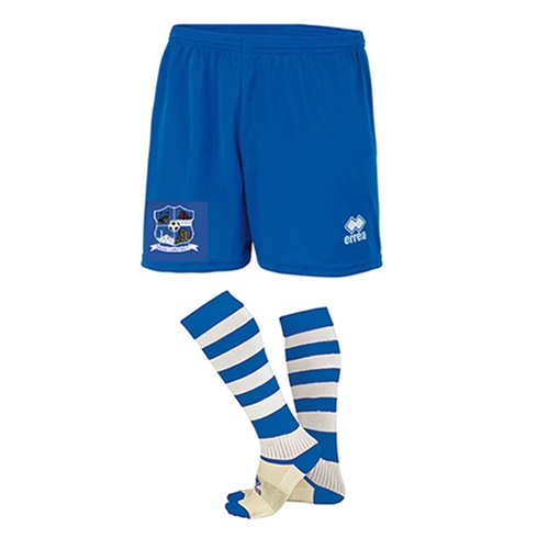 New Skin Shorts + Poly Socks-Maree Oranmore FC-ERREA_M2Sport