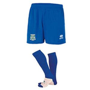 Shorts & Socks-ManullaFC-ERREA