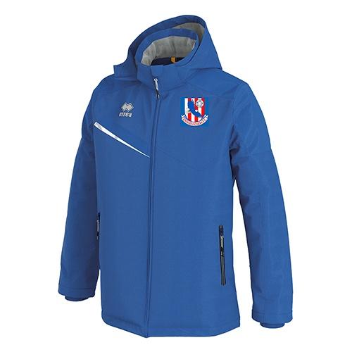 Iceland 03 Coach Jacket-Knocknacarra FC-ERREA-M2Sport
