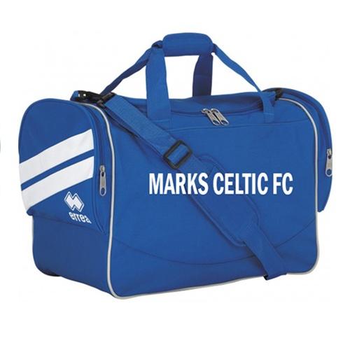 Ivor bag-Marks Celtic FC-ERREA-M2Sport