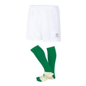 New skin shorts & Poly Socks-Creeves Celtic-ERREA-M2Sport