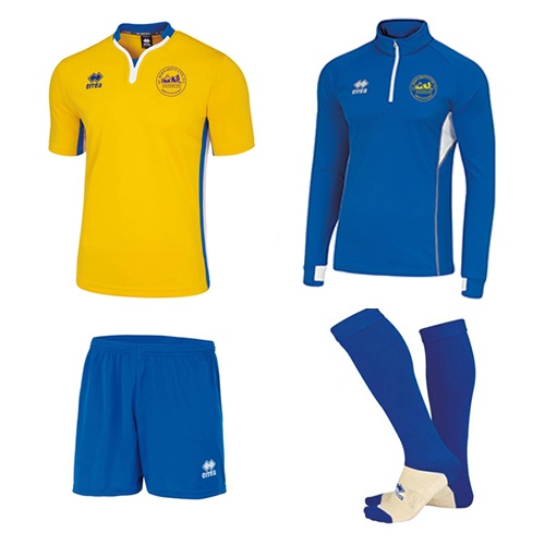 Competitive training combo-St bernards-ERREA-M2Sport