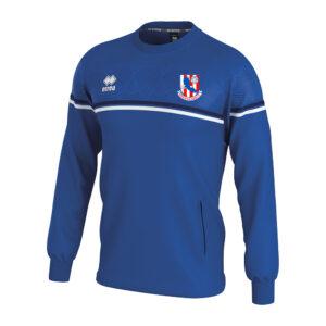 DAVIS Sweatshirt blue-Knocknacarra FC-ERREA-M2Sport