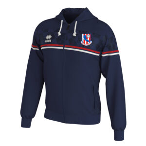 Dragos Hoodie navy-Knocknacarra FC-ERREA-M2Sport