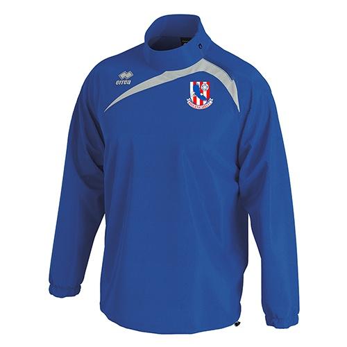 Edmonton 03 Pullover Jacket-Knocknacarra FC-ERREA-M2Sport