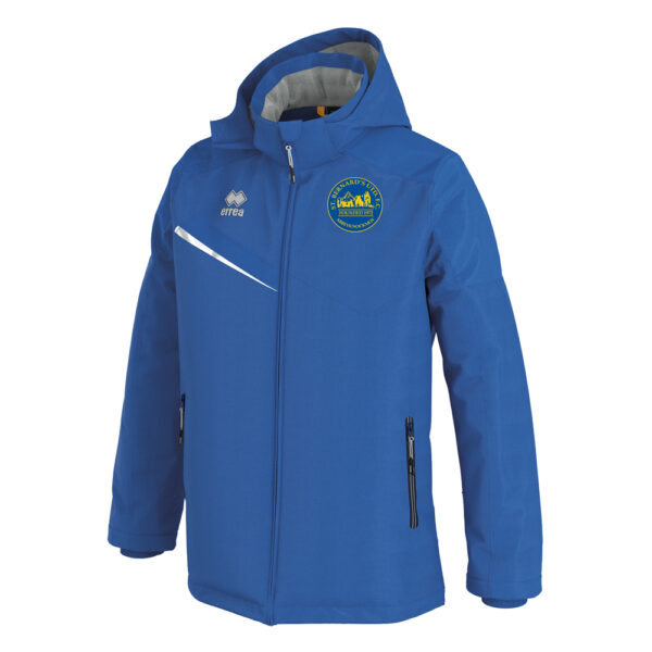 Iceland Coach Jacket-St Bernards-ERREA_M2Sport Ltd