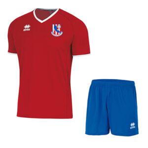 LENNOX Jersey & Shorts-Knocknacarra FC-ERREA-M2Sport