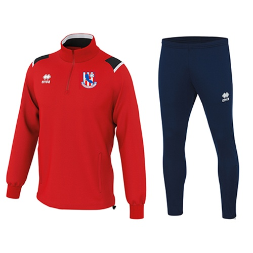 LARS 1-4 zip + Flan pants-Knocknacarra FC-ERREA-M2Sport