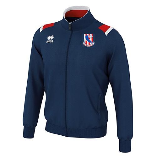 LOU Tracksuit Top-Knocknacarra FC-ERREA-M2Sport