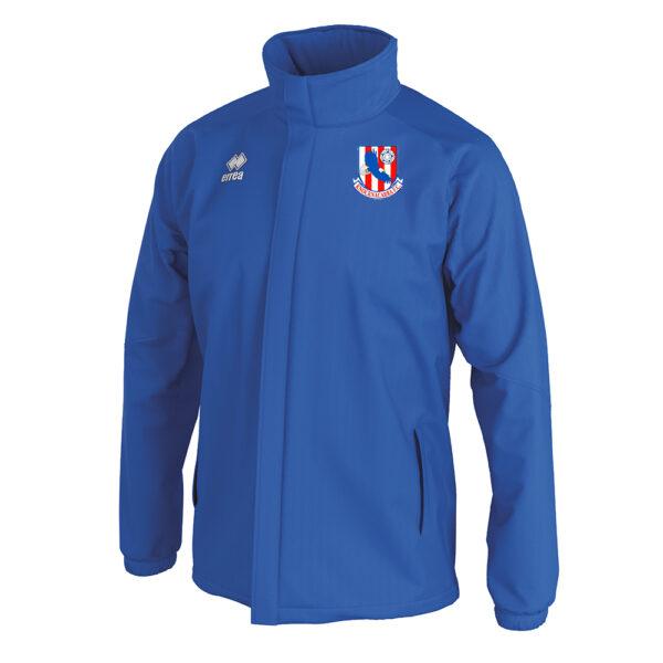 SYUN Rain Jacket-Knocknacarra FC-ERREA-M2Sport