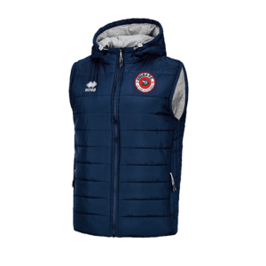 Bjorn sleeveless jacket-COLGA FC-ERREA-M2Sport