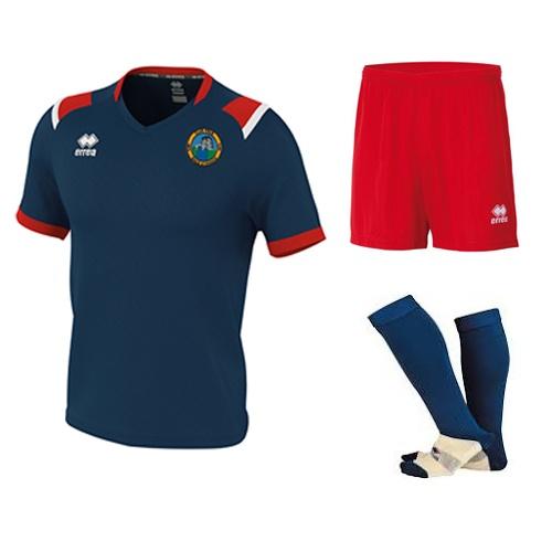 Combo 1-Lucas Set-Ballymackey FC-ERREA-M2Sport Ltd