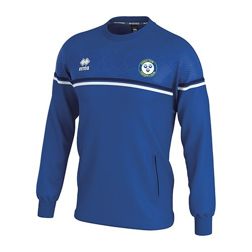 DAVIS Sweatshirt-ENNIS TOWN FC-ERREA-M2Sport