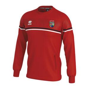 DAVIS Sweatshirt-Ballinrobe Town FC-ERREA-M2Sport