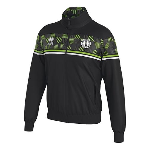 DONOVAN Tracksuit black-green fluo-TUAM CELTIC-ERREA-M2Sport