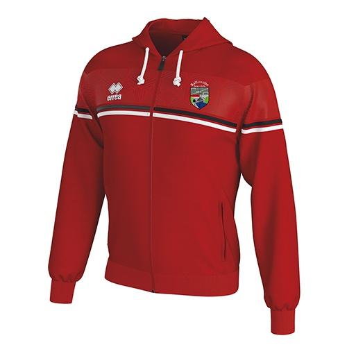 DRAGOS Hoodie-Ballinrobe Town FC-ERREA-M2Sport