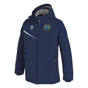 Iceland Coach Jacket-Ballymackey-ERREA-M2Sport Ltd