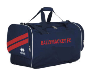 Ivor bag-Ballymackey FC-ERREA-M2Sport Ltd