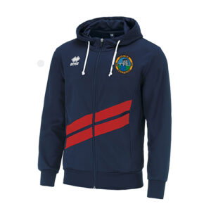 Jill hoodie-Ballymackey Fc-ERREA-M2Sport Ltd
