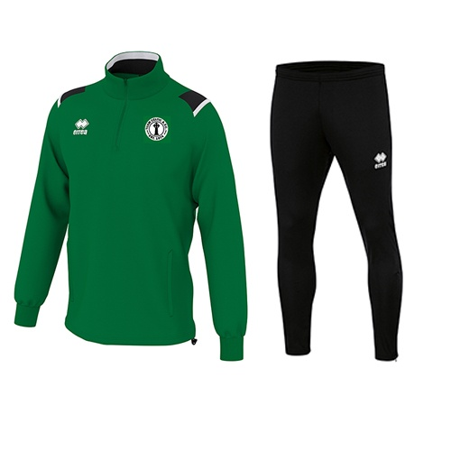 LARS 1-4 zip + Flan pants-TUAM CELTIC-ERREA-M2Sport