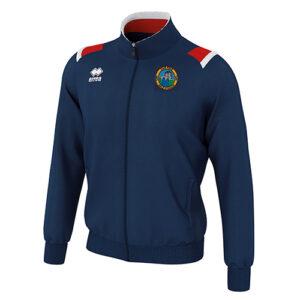 LOU Tracksuit top-Ballymackey FC-ERREA-M2Sport Ltd