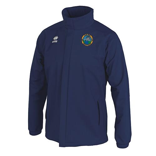 SYUN Rain Jacket-Ballymackey FC-ERREA-M2Sport Ltd