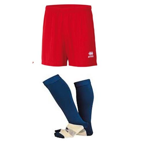 NEW SKIN Shorts & Sock-Ballymackey FC-ERREA-M2Sport Ltds