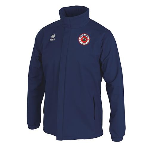 Syun Rain Jacket-COLGA FC-ERREA-M2Sport