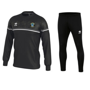 COMBO 2-DAVIS Sweatshirt + Flan skinny-Craughwell Utd-ERREA-M2Sport