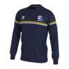 DAVIS Sweatshirt navy-M2Sport-ERREA-Maree Oranmore FC